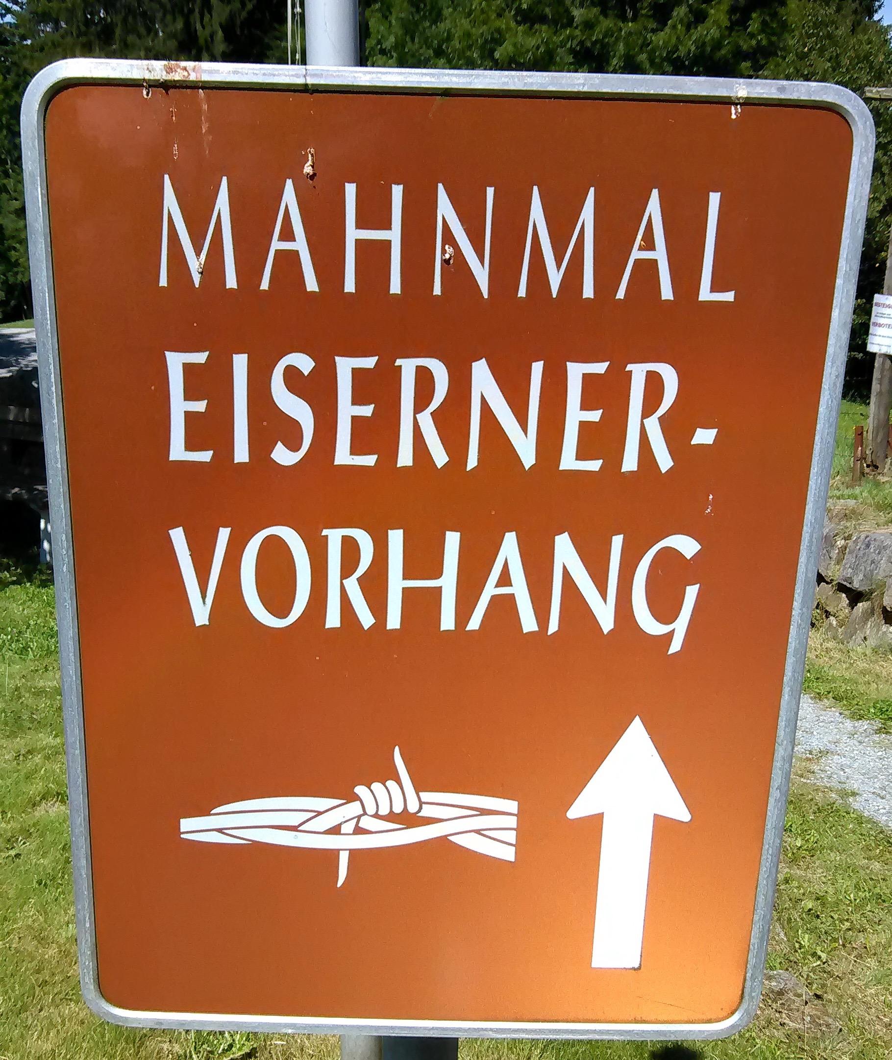Iron Curtain Mahnmal