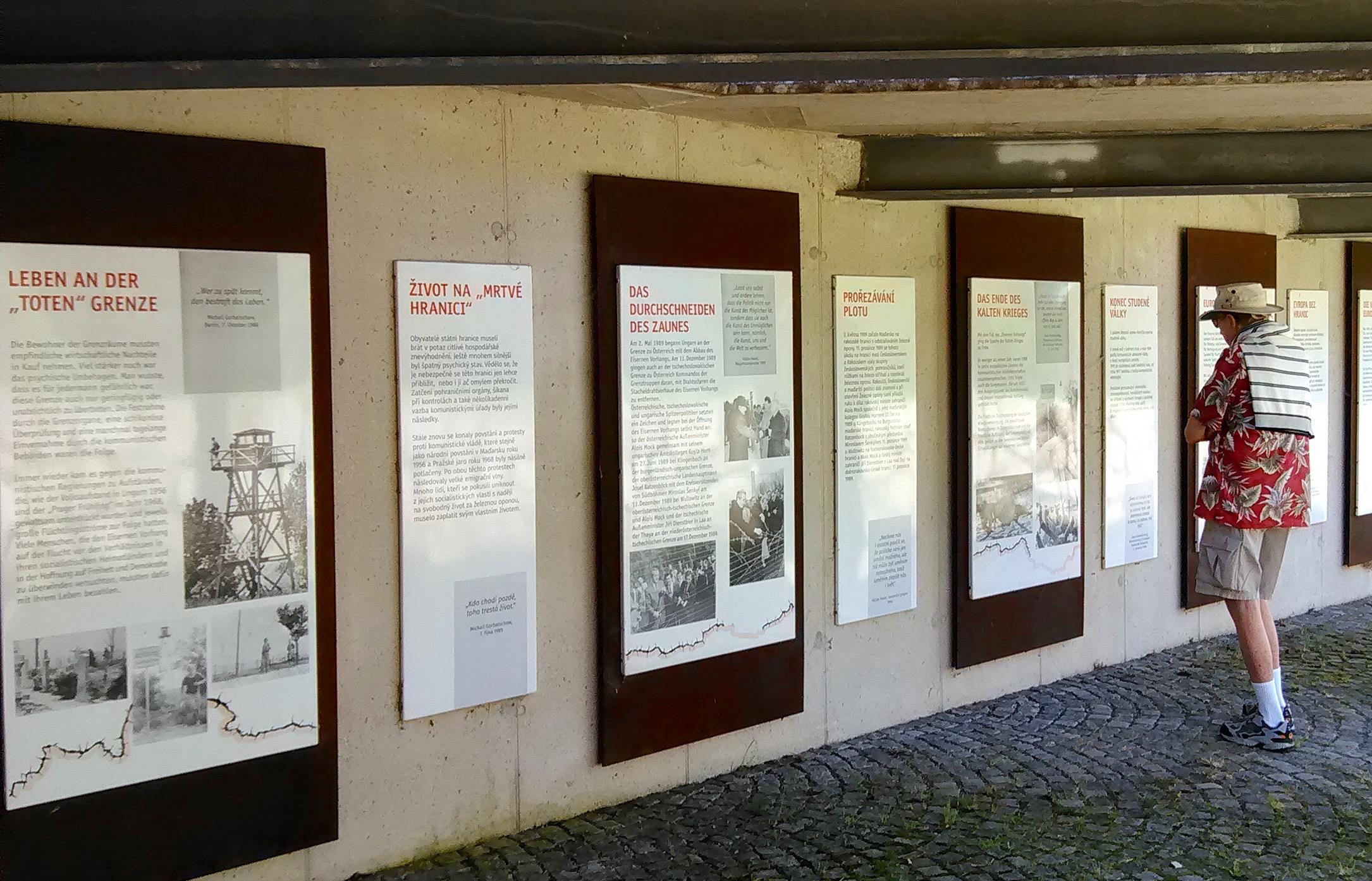 Iron Curtain Memorial