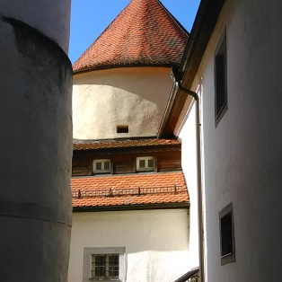Schloss Weinberg Castle Tower