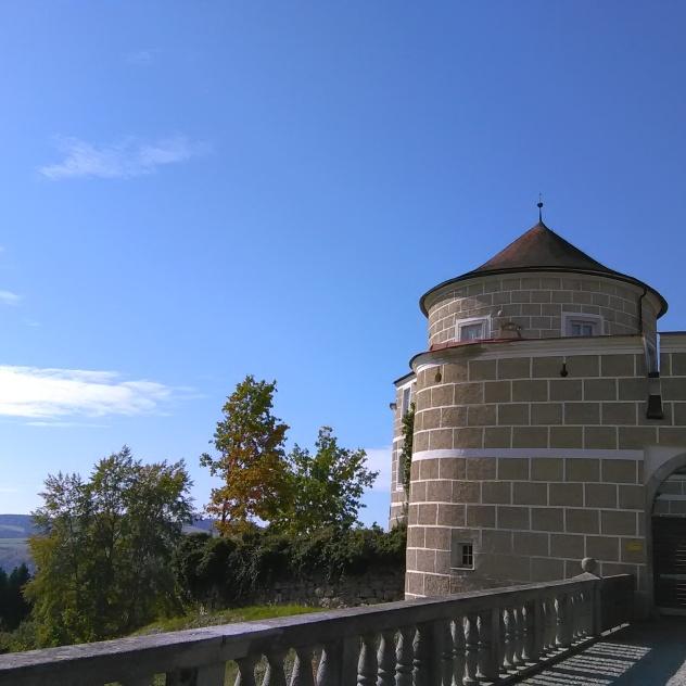 Schloss Weinberg View